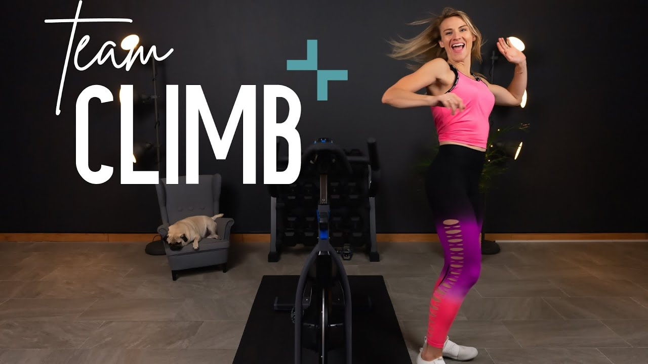 NEVER STOP CLIMBING   60 Minute Rhythm Ride Indoor Cycling Class