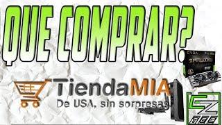 Que y como Comprar en Tienda Mia - Argentina - Experiencia