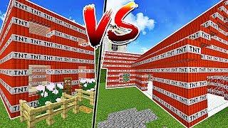 UNE INCROYABLE MAISON EN TNT ! | BUILD BATTLE CHALLENGE !
