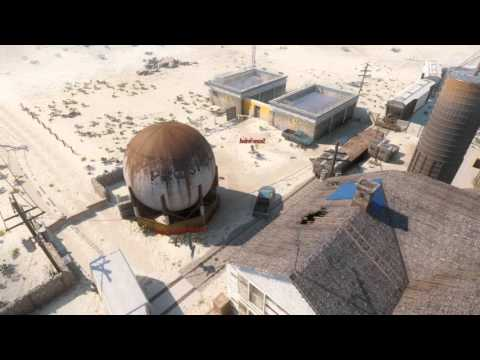 Black Ops 3 - Across The Map Tomahawk On Fringe