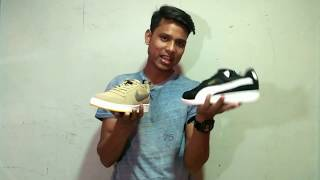 Puma icra vs  Nike court borough low | Sneaker comparison