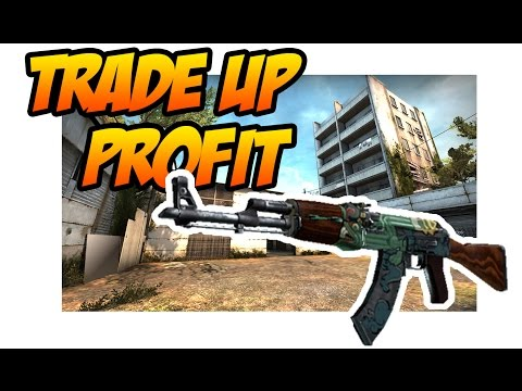 CSGO Best Trade Up Contract, Trade Up Contract Profit