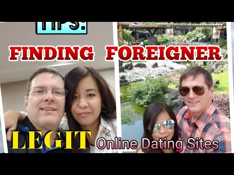 LDR:FOREIGNER BA ANG HANAP MO? ONLINE DATING Tips And LEGIT Dating Sites Part.2