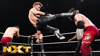 Breezango vs. Forgotten Sons: WWE NXT, Aug. 14, 2019