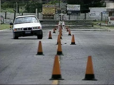 MotorWeek | Retro Review: '93 BMW E36 318i Sedan