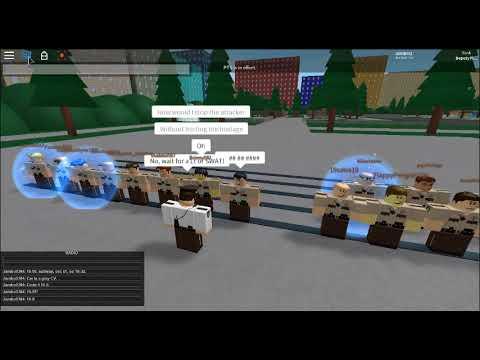 Mano County Sheriff Office Training Fail ): (Roblox)