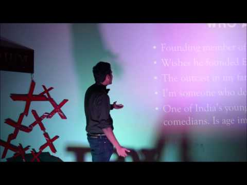 Are your parents happy with your job? | Sahil Shah | TEDxMaharajaSayajiraoUniversity
