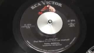 PAUL BERVAL - Ti-poulet - 1962 - RCA VICTOR