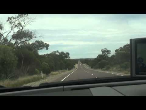 HD HQ Road Trip from Whyalla to Wudinna South Australia