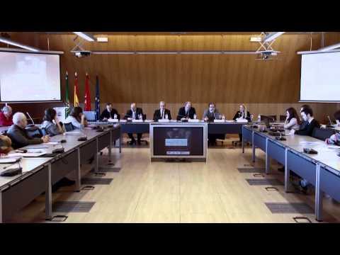 Acto de Inauguración_Congreso Filosofía Bajo Palabra-UAM 2012