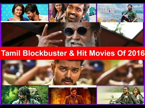 2016 Tamil Blockbuster & Hit Movies list
