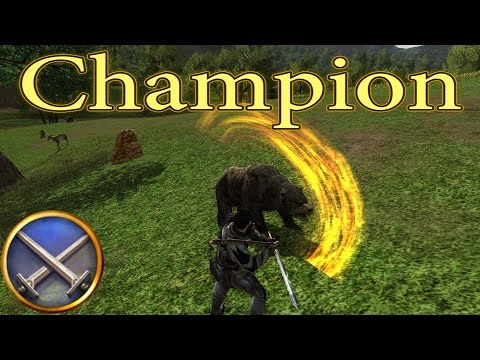 LOTRO: Champion Gameplay 2016 – Lord of the Rings Online | 2016 Gameplay