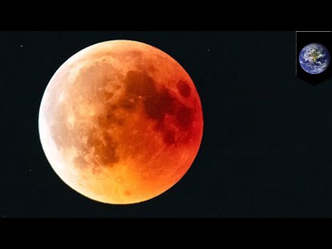Super Blood Wolf Moon to appear January 20-21 - TomoNews