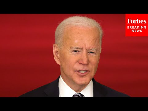 """Biden Explains Child Tax Credit, Says It's Time For Tax Breaks For """"Working Class Families"""""""