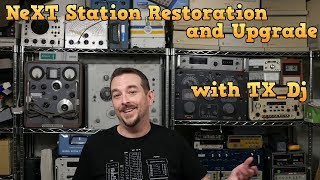 NeXTStation Restoration and Upgrade