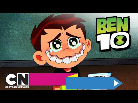 Ben 10 | Lapač Křiku | Cartoon Network
