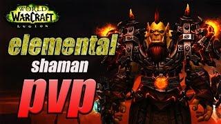 World of Warcraft - Elemental Shaman PvP