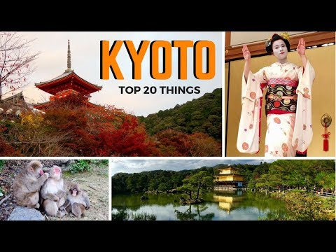 Top 20 Things to Do in Kyoto | 3-Day Kyoto Itinerary | JAPAN TRAVEL GUIDE