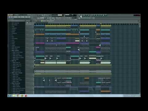 Avicii - Lay Me Down Remake Full Song NoF3ar FL Studio
