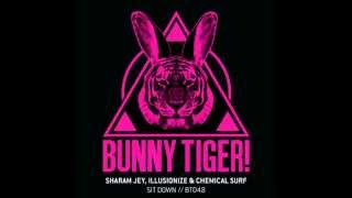 Sharam Jey, Chemical Surf & Illusionize - Sit Down  [OUT NOW]