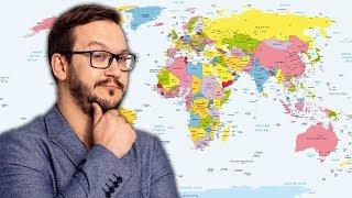 Czy znam WSZYSTKIE kraje świata?