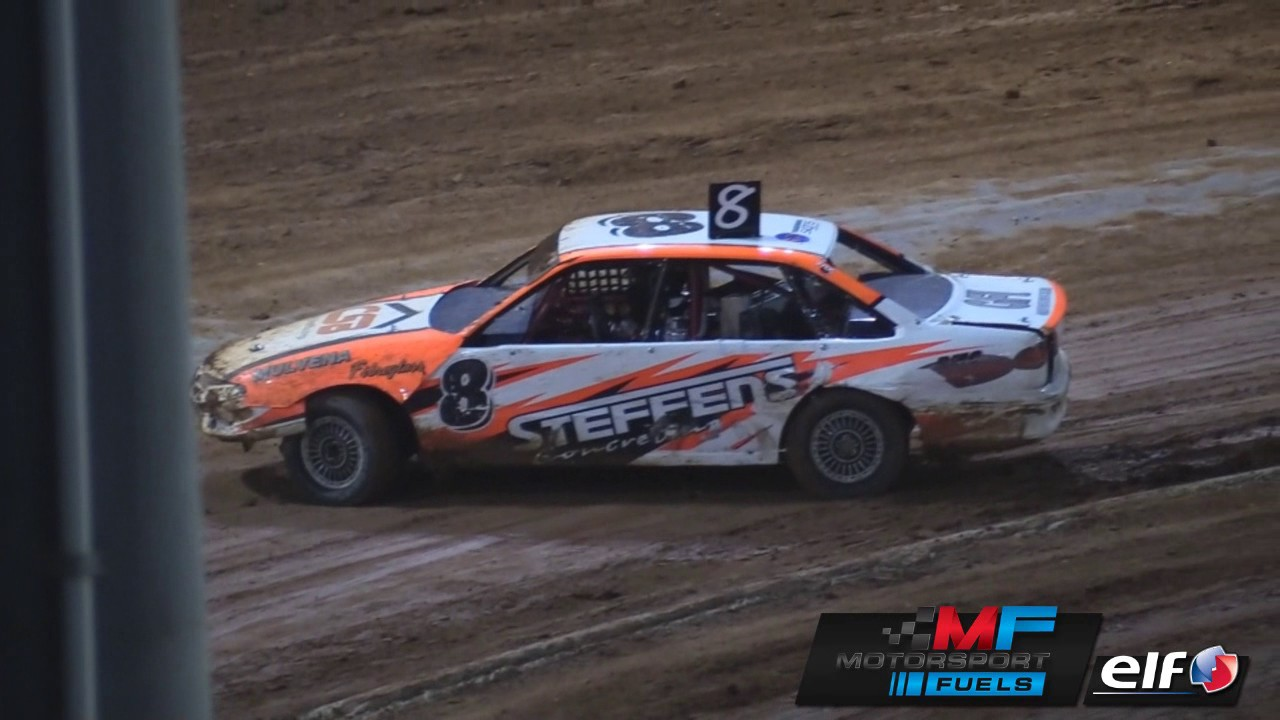 Modified Sedans A Main Queensland Title Archerfield Speedway