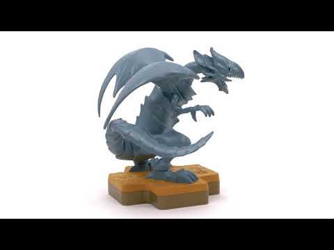 The Totaku Collection: #19 Blue Eyes White Dragon - Yu-Gi-Oh!