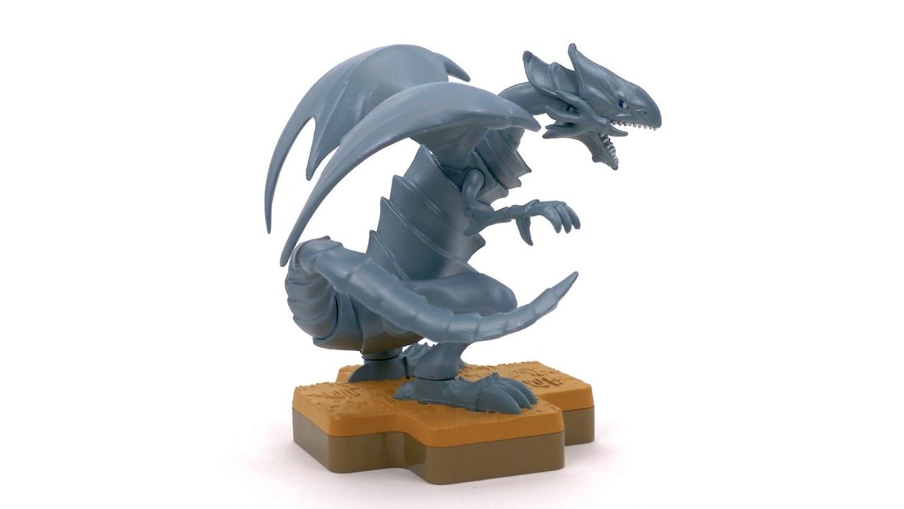 Blue-Eyes White Dragon Totaku Collection Figure #19 Yu-Gi-Oh Brand New