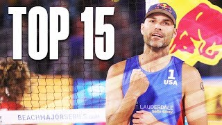 TOP 15 PLAYS by Phil Dalhausser • FORT LAUDERDALE 2018 • Beach Volleyball World