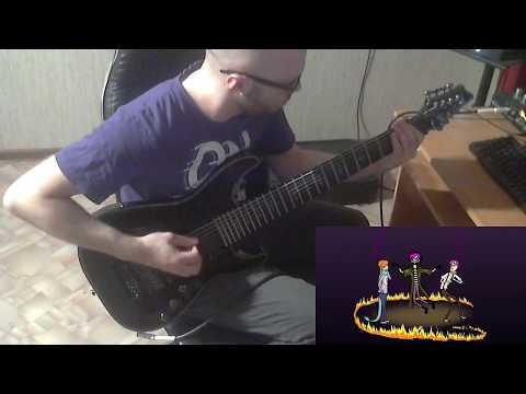 DREAMophrenia Oppening (Official Playthrough) (Djent+Dubstep=Djentstep Genre Mashup)