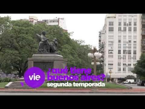 """Sofía Calamita Y Alfredo Quiros En """"¿Qué Tiene Buenos Aires?"""" / Segunda Temporada"""