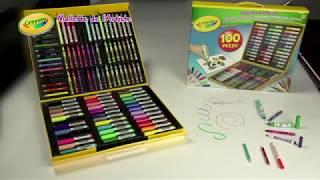 Crayola - Mallette de l'Artiste