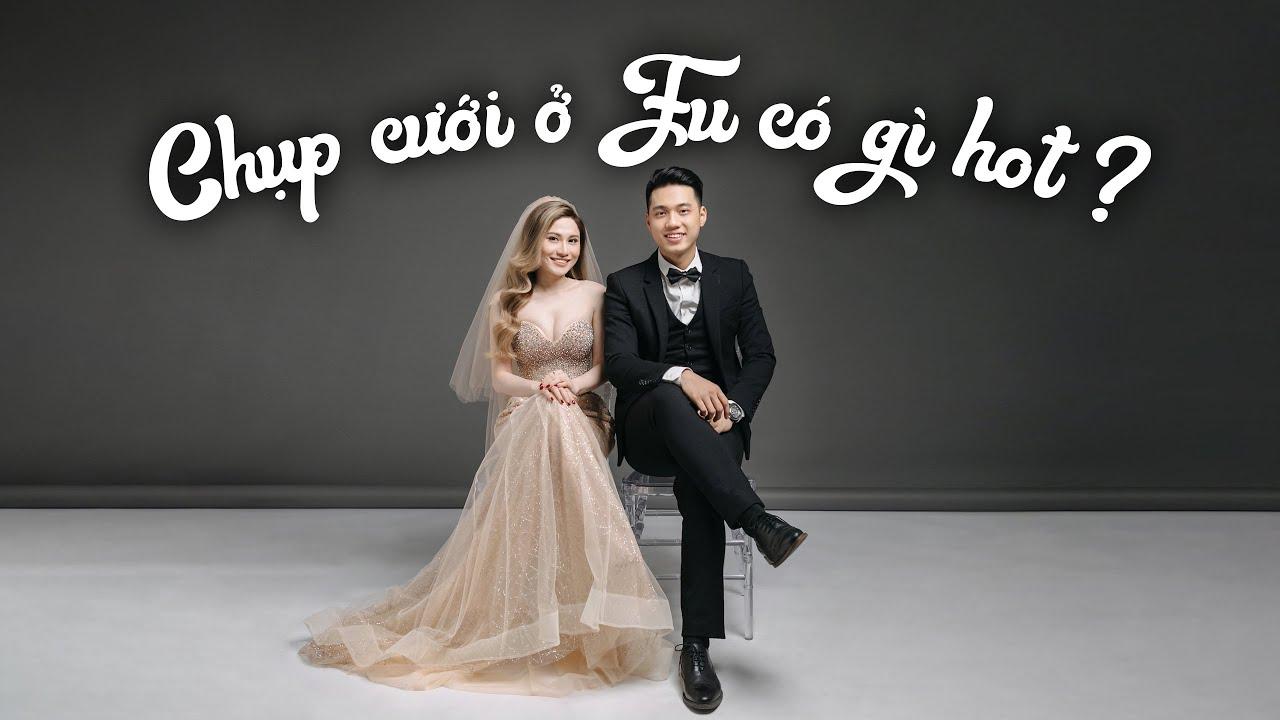 Gói chụp ảnh cưới BIG FRAME tại Fu Studio có gì hot ?
