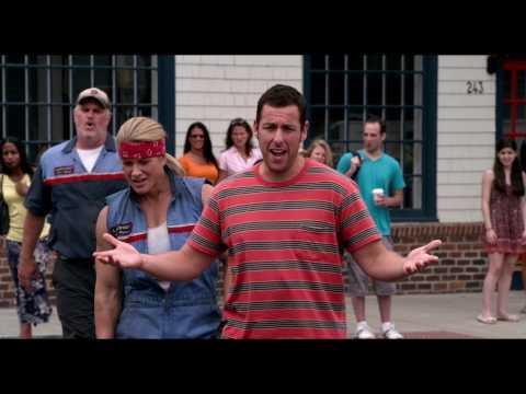 Grown Ups 2 - Trailer letöltés