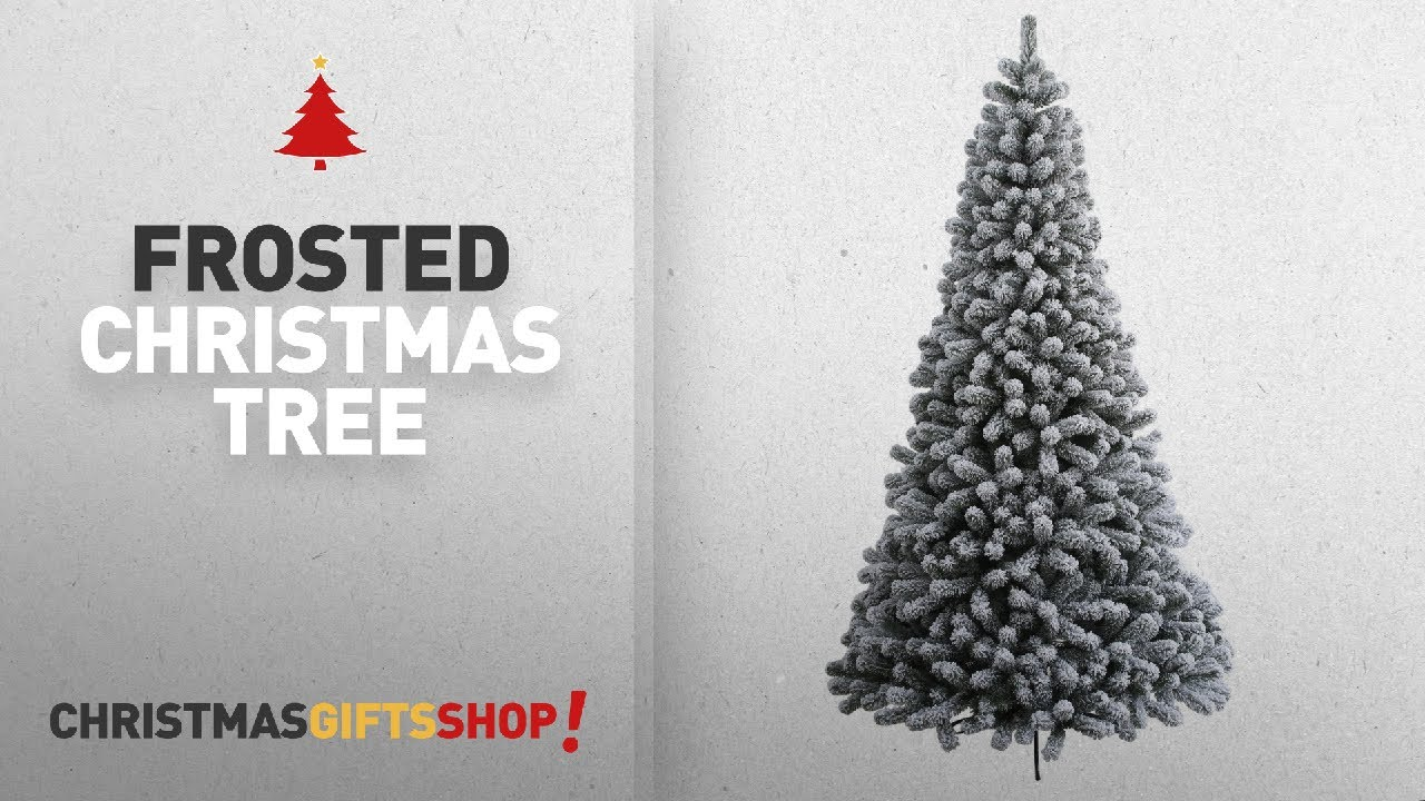 Most Popular Frosted Christmas Tree: KING OF CHRISTMAS 6