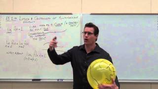 Calculus 3 Lecture 13 2 Limits and Continuity of Multivariable Functions with Squeeze Th