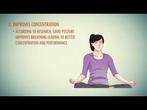 8 Great Benefits of Good Posture