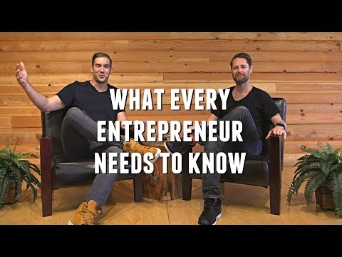 Ryan Holmes on What Every Young Entrepreneur Needs to Know with Lewis Howes