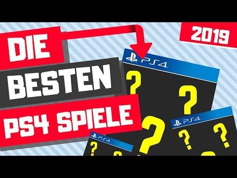 BESTE PS4  Spiele 2018/ 2019 -TOP 10-  Die besten  Playstation 4 Spiele 2018/2019 (auch ab 18!)