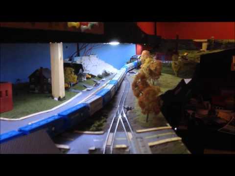 RI Sand Train by Bureau IL