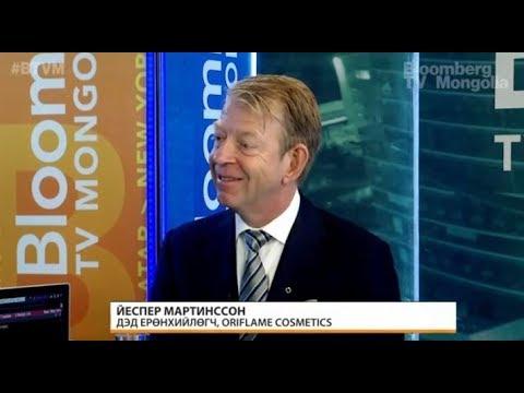 Йеспер Мартинссон: Бизнесийн загвар дижитал өөрчлөлтөөс хамаарч байна