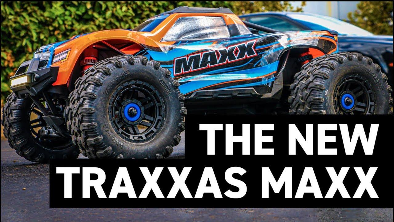 Traxxas Maxx The 4s 60 Mph Rc Monster Truck Youtube The monster truck has been redefined. traxxas maxx the 4s 60 mph rc monster truck