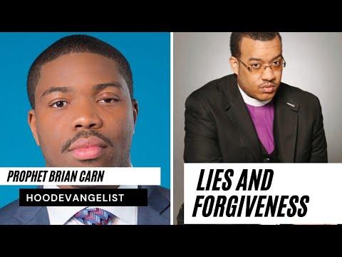 Brian Carn Rebuked, Demetrius J. Sinegal's Fraud Of A Rebuke vs Prophet Bernard Jordan