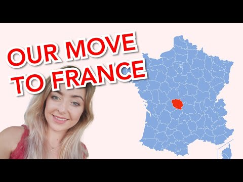 WHY DID WE MOVE TO FRANCE? farming in France