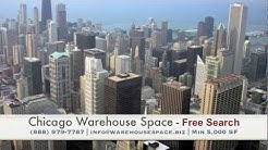Chicago Warehouses for Rent | Warehouse Space