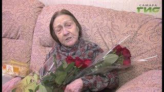 Свой юбилей отмечает ветеран Великой Отечественной войны Елизавета Николаевна Трибунская
