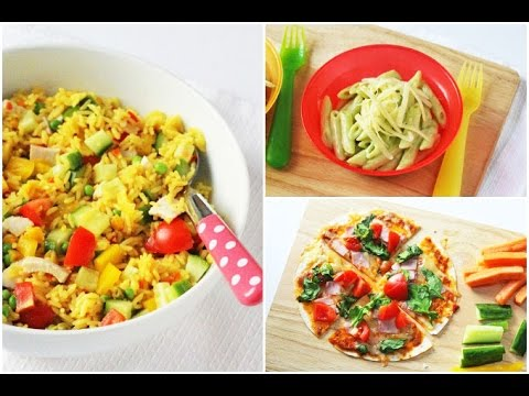 3 easy family dinners in 10 minutes or less my fussy eater youtube