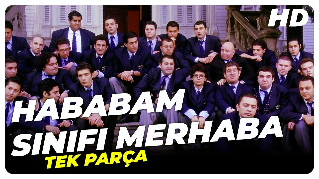 Hababam Sınıfı Merhaba   Türk Filmi Tek Parça (HD)