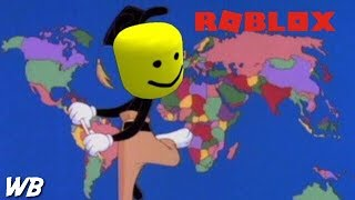 Yakko's World but It's a Game I Found on ROBLOX
