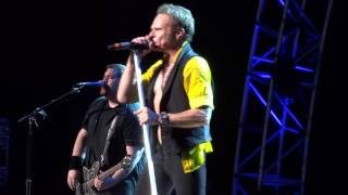 "Van Halen - ""Feel Your Love Tonight"" - Hartford, CT - 08/11/2015"